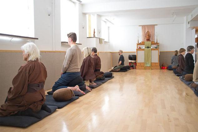 zen meditation stockholm